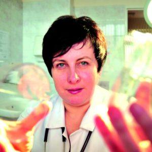 Monika Cendrowska-Pinkosz - pediatra alergolog